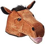Beistle 60918 - Gorro de Peluche para Caballo