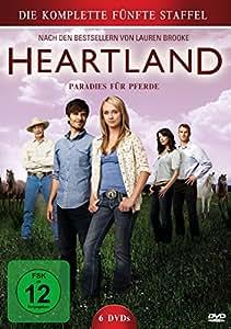Heartland - Paradies für Pferde - Staffel 5 [6 DVDs]