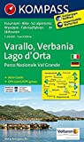 Varallo 97 Gps Kompass Di Verbanio Lago...