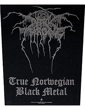 Darkthrone–cierto Norweigan negro Metal [rückenaufnäher, bedruckt] [BP628]