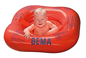 Happy People 18005 Bema Baby Swim - Asiento para bebé (2 x 70 cm), Color Naranja