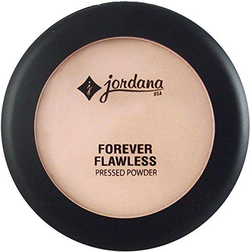 JORDANA Forever Flawless Face Powder Golden Touch