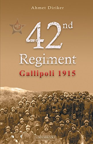42nd Regiment Gallipoli 1915