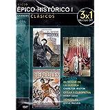 El señor de la guerra / César y Cleopatra / Hércules