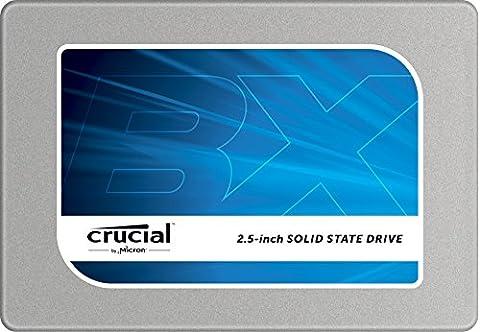 Crucial BX100 Disque Flash SSD Interne 2,5