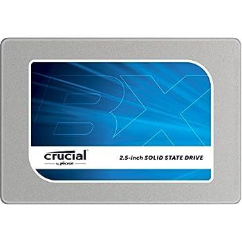 "Crucial BX100 Disque Flash SSD Interne 2,5"" 500 Go SATA III - CT500BX100SSD1"
