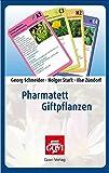 Pharmatett - Giftpflanzen: Pharmazeutisches Kartenspiel