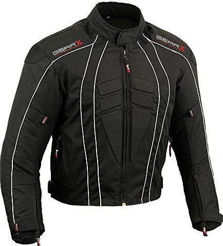 Dry-Lite Veste de moto imperméable pour homme ,