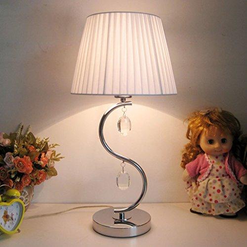 Coreano Sala di alta qualità lampada di cristallo lampada da comodino camera da letto della (Art Deco Di Cristallo)
