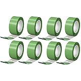 8 Rollen (60mmx25m) Klebeband grün Dampfbremse Dampfsperre Dampfsperrfolie