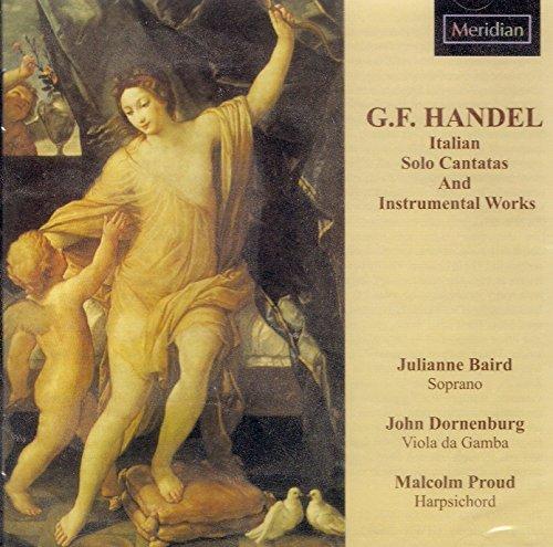 Händel: Italienische Solo-Kantaten / Italian Solo Cantatas