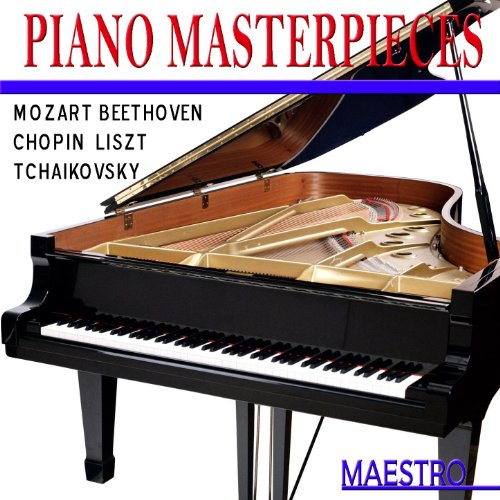Piano Masterpieces: Mozart, Be...