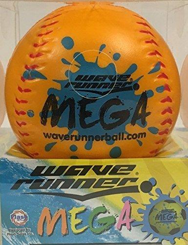 wave-runner-sport-ball-baseball-orange