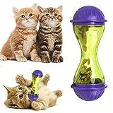 lzndeal Haustier Hund Katzenfutter Ball Spender Katze Snack Ball Haustier Katzen Futterspielzeug Snackball Pet interaktiv Intelligenz Spielzeug