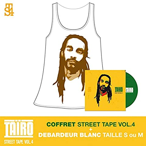 Street Tape Vol. 4 - Coffret Collector Femme (CD +