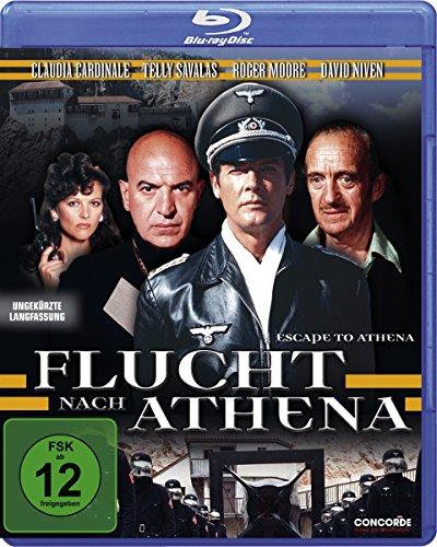 Bild von Flucht nach Athena [Blu-ray]