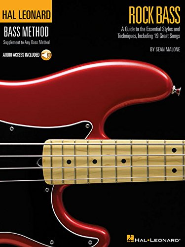 Rock bass guitare basse+CD