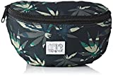 Spiral iHeartRaves Ganja Weed Fanny Pack - 4003, Césped Camuflaje