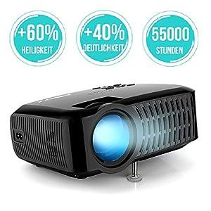 Beamer3000-Lumen-ABOX-2018-Aktualisierte-Mini-LED-Projektor60-Helligkeit-Full-HD-1080Puntersttzt-HDMI-USB-SD-VGA-AV-fr-Amazon-FirestickLaptopSmartphone-perfekt-fr-FuballspieleFilme
