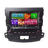 GPS DVD USB SD Bluetooth autoradio navigatore Mitsubishi Outlander / Citroen C-Cross / Peugeot 4007 2006, 2007, 2008, 2009, 2010, 2011, 2012