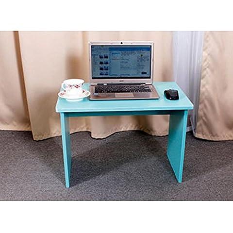 KHSKX Escritorio del ordenador portátil, cama, mesa multifuncional, Banco sencillo zapato de moda