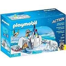 Playmobil - Exploradores con Osos Polares (9056)