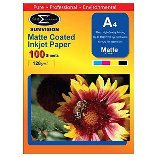 a4-papel-128gm-mate-fotografico-de-primera-calidad-final-profesional-100-paquete-de-hoja-210-x-297-m