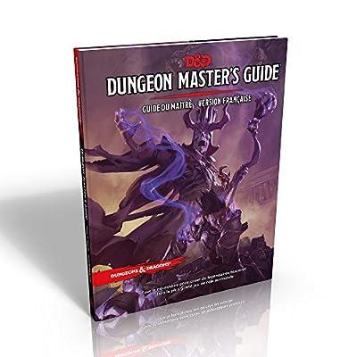 D&D Dungeon Master's Guide - Guide du Maître - Version Française - 5ème édition