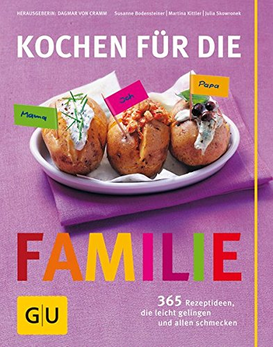 Preisvergleich Produktbild Kochen für die Familie (GU Familienküche)|GU Familienküche
