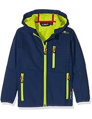 CMP Softshell para joven, otoño/invierno, niño, color Indaco, tamaño 104