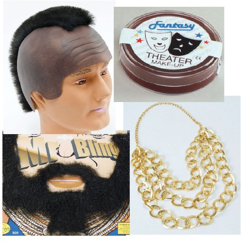 Mr T Fancy Dress Kit