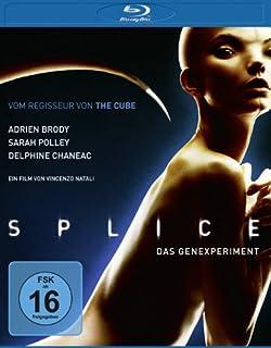 Splice - Das Genexperiment [Blu-ray]