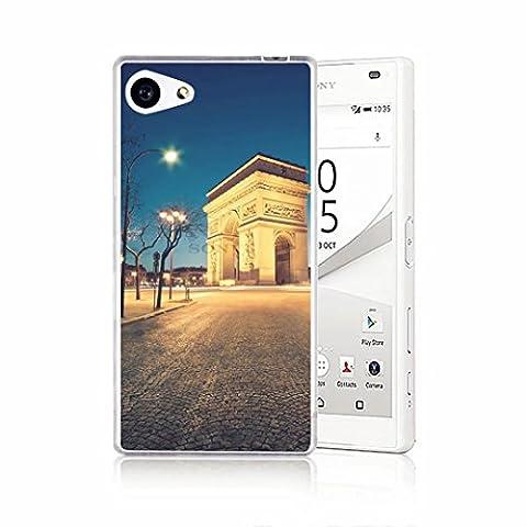 MUTOUREN TPU Coque - pour Sony Xperai Z5 Compact/Z5 Mini