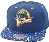 Mitchell & Ness Golden State Warriors Diamond Patch BH78DP NBA HWC Snapback Cap Basecap