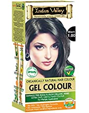 Indus Valley Natural Black Hair Colour 10 220 gm