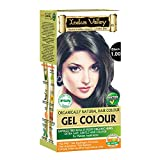 Indus Valley Natural Black Hair Colour- 1.0