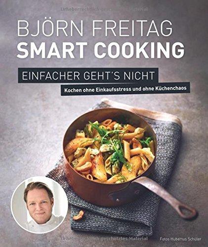 Buchseite und Rezensionen zu 'Smart Cooking' von Björn Freitag