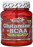 Amix Glutamine + BCAA | Retrasa la Fatiga, Acelera la Recuperación y Favorece el aumento de la masa muscular.