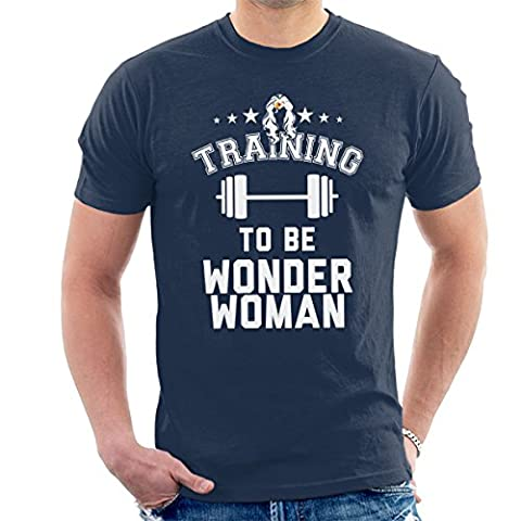 Training To Be Wonder Woman Men