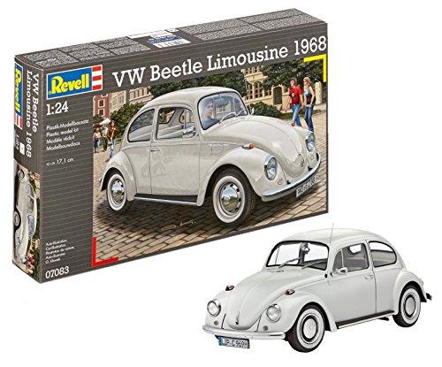 Revell - 07083 - Maquette - Voiture - Coccinelle - VW 1500/limousine