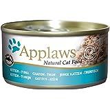 Applaws Kitten Food Tin Tuna 24 x 70 g
