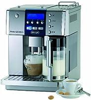 Delonghi ESAM6600 Tam Otomatik Kahve Makinesi, Metalik