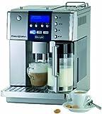DeLonghi One Touch ESAM6600 Kaffee-Vollautomat PrimaDonna (1,8 Liter, Milchbehälter) silber