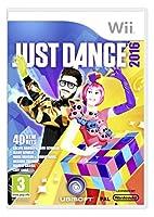 UBISOFT WII JUST DANCE 2016 300077259 JUST DANCE 2016 WII