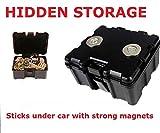 Secret magnétique de voiture camion van Stash coffre-fort caché Compartiment de rangement Boîte de rangement par Consumerproducts-uk