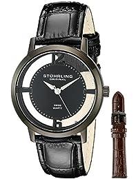 Stührling Original 388G2.SET.04 - Reloj para hombre con movimiento cuarzo suizo Man 40 mm