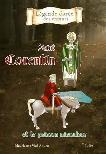 Saint Corentin (VIe siècle) et le poiss...