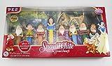 Snow White & the Seven Dwarfs Pez Gift Set by Pez Candy