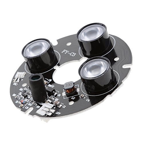 Sharplace-1-pieza-LED-IR-Mdulo-Infrarroja-Tarjeta-Placa-de-3-IR-LED-para-Cmara-de-850nm