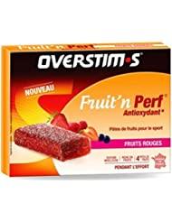 Overstims - OVERSTIM S - NUTRITION - FRUIT N PERF ANTIOXYDANT Fruits Rouges